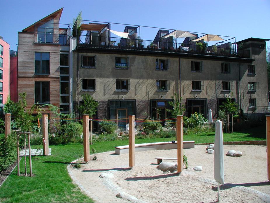 Habitat Communautaire Allemagne